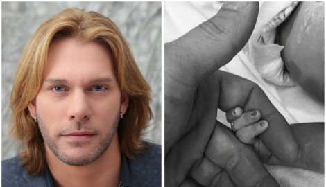 Craig Wayne Boyd and Fiancée Welcome Baby Girl