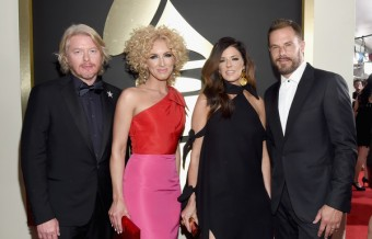 Chris Stapleton, Little Big Town Win Big at GRAMMYs