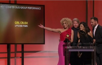 LBT Wins Best Country Duo/Group Performance