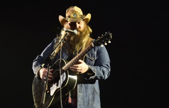 Watch Chris Stapleton's Powerful New Video