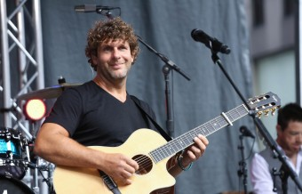 Billy Currington Dishes on His Summer Forever Tour