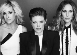 The Dixie Chicks play Nashville & Country stars can't be kept away!